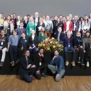 Group photo at the end of the conference