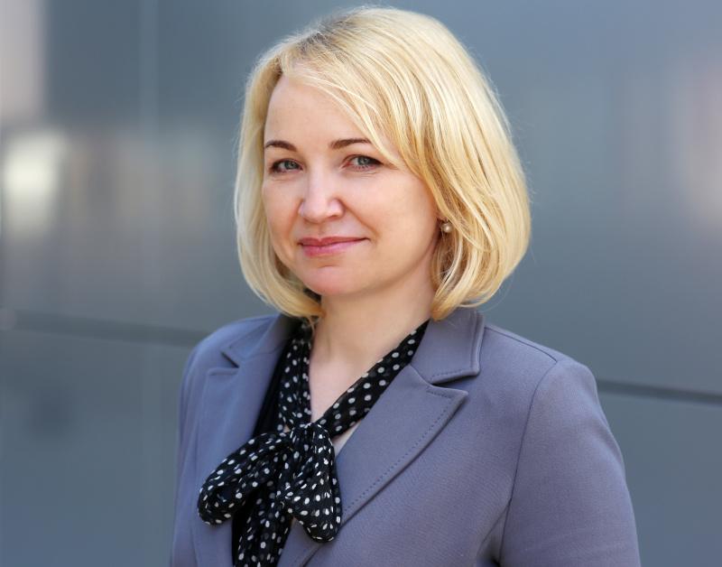 Ingrida Kondrotienė, the CEO of GATAS