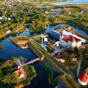 Saaremaa - the largest island in Estonia