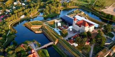 Saaremaa - the largest island in Estonia