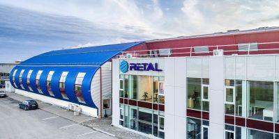 Retal Baltic Films gamykla