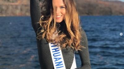 Miss Lithuania Patricija Belousova