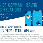 100 Years of German-Baltic Diplomatic Relations