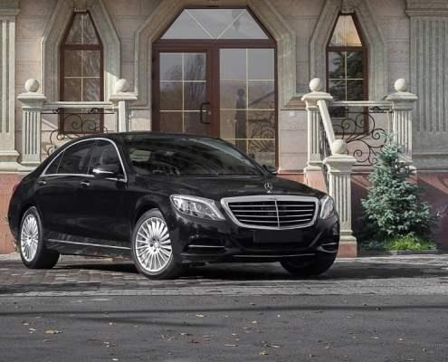 Mercedes-Benz S-class long w222