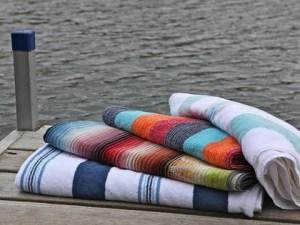paplūdimio rankšluosčiai