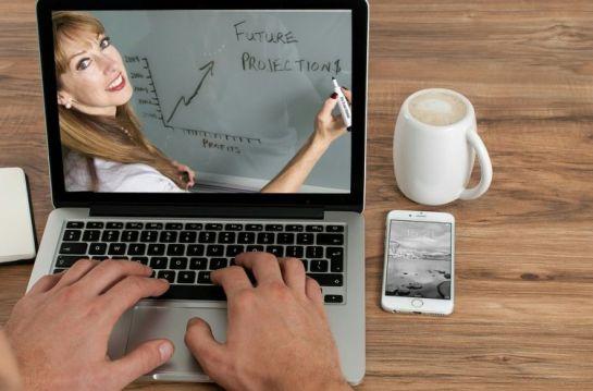 virtuali mokymosi aplinka