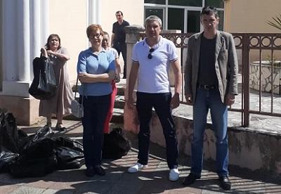 Русская община и казаки оказали помощь более 500 соотечественникам в Абхазии
