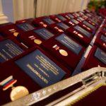 Президент присудил госпремии в гуманитарной сфере, области литературы и искусства