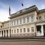 Уходят советники Й. В. Жукас, С. Шульце, A. Забараускас – администрация президента Литвы