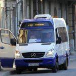 С завтрашнего дня в Риге перестанут курсировать маршрутки