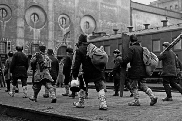 Как латгальские староверы в бурлаки ходили