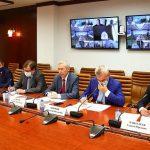 Состоялась видеоконференция с зарубежными соотечественниками по поправкам в Конституцию РФ