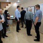 В Тель-Авиве открылся Информационный центр участника голосования.