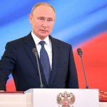 """Владимир Путин продемонстрировал """"секретный кабинет"""" в Кремле"""