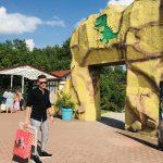 Прогулка к динозаврам