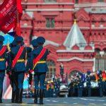 В Москве состоялся парад в честь 75-летия Победы в Великой Отечественной войне