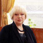 Актриса Светлана Крючкова отмечает 70-летие