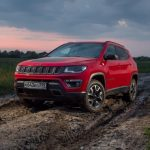 46 автомобилей Jeep Compass попали под отзыв из-за стеклоочистителей