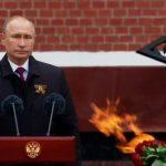 Владимир Путин призвал установить имена всех советских людей, погибших в войне