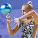 В Сети обсуждают фото беременной гимнастки  Яны Кудрявцевой в белье