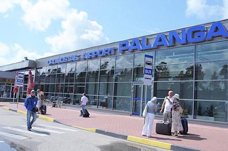 Предприятия ASG с 26 июня организуют полеты из Вильнюса в Палангу