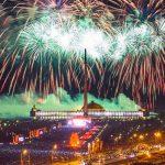 В Москве прогремит праздничный салют в честь юбилея Победы