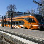 В волости Ряпина поезд сбил шестилетнего ребенка