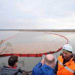 Акции «Норникеля» обрушились после разлива топлива в Норильске