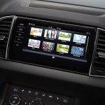 Автомобили Skoda получат продвинутую мультимедийную систему