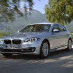 BMW вновь отзывает автомобили в России из-за проблем с подушками безопасности