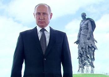 Владимир Путин: «Голос каждого из вас – самый важный»