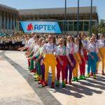 Участники из 55 стран присоединились к онлайн-проекту «Артека»
