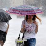 В пятницу в Латвии сохранится жара, но добавятся грозы