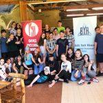 Молодёжный лагерь «Фабрика мысли» прошёл в Эстонии