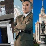 Евразийский проект Назарбаева: Лондон-Москва-Транзит