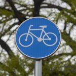 Полиция разыскивает покинувшего место ДТП велосипедиста