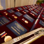 Президент вручил в Кремле государственные премии за 2019 год
