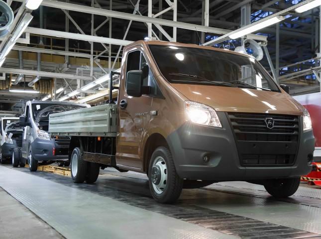 ГАЗ в июне переходит на четырехдневный режим работы
