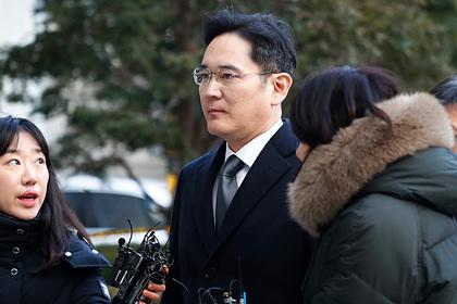 Главу Samsung захотели арестовать