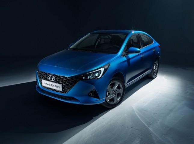 Hyundai в мае снизила продажи в России на 57%