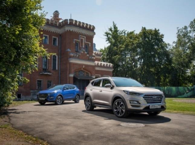 Какие SUV покупают россияне: ТОП-10 марок