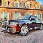 Количество заказов на автомобили Aurus продолжает расти