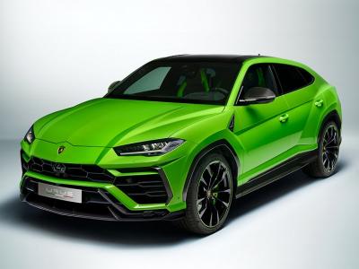Lamborghini Urus выпустили в новой яркой спецверсии и доработали