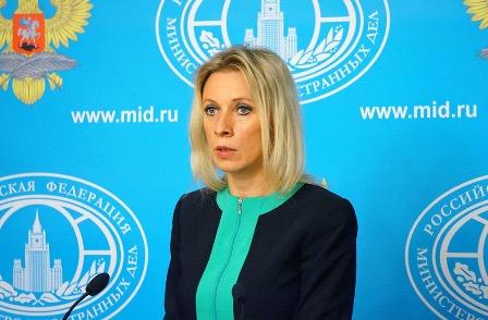 Мария Захарова: США утратили моральное право обвинять другие страны в нарушении прав человека