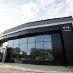 Mazda открыла новый дилерский центр в Барнауле