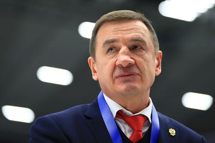 Назначен новый главный тренер сборной России по хоккею