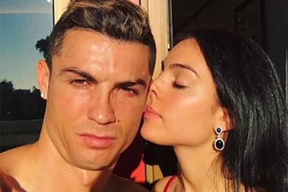Невеста Роналду рассказала о стыде из-за тренировок с футболистом