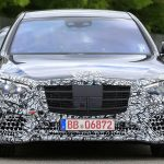 Новый Mercedes-Benz S-класса готов к дебюту