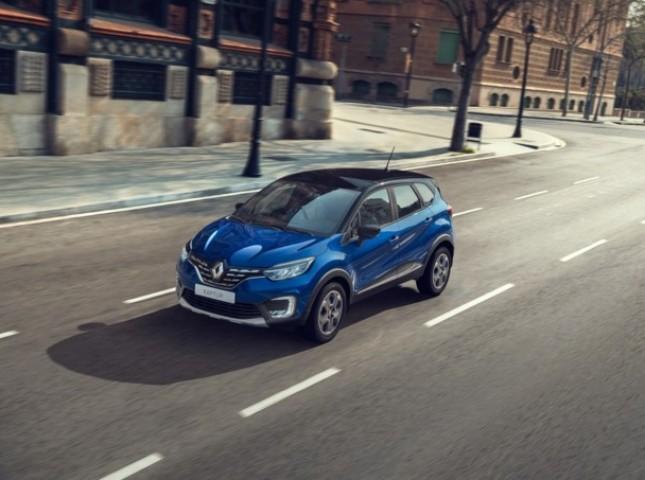 Объявлены цены на все версии нового Renault Kaptur