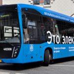 От Казанского вокзала до проспекта Буденного будут ходить электробусы